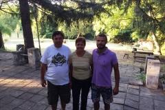 С Марко Косев 5-кратния световен шампион по бойно самбо